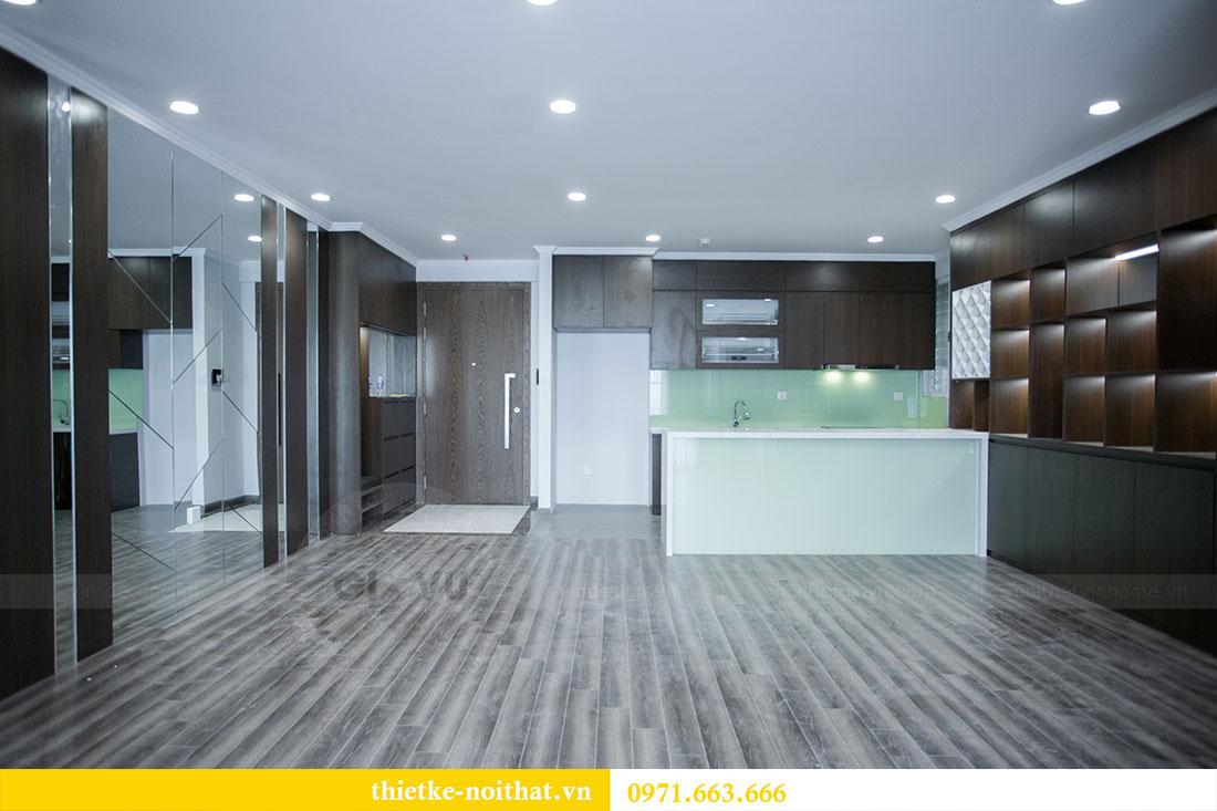 Hoàn thiện nội thất chung cư Seasons Avenue tòa S4 căn 06 chị My 6