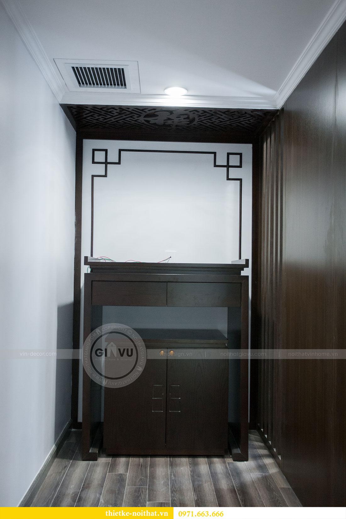 Hoàn thiện nội thất chung cư Seasons Avenue tòa S4 căn 06 chị My 9
