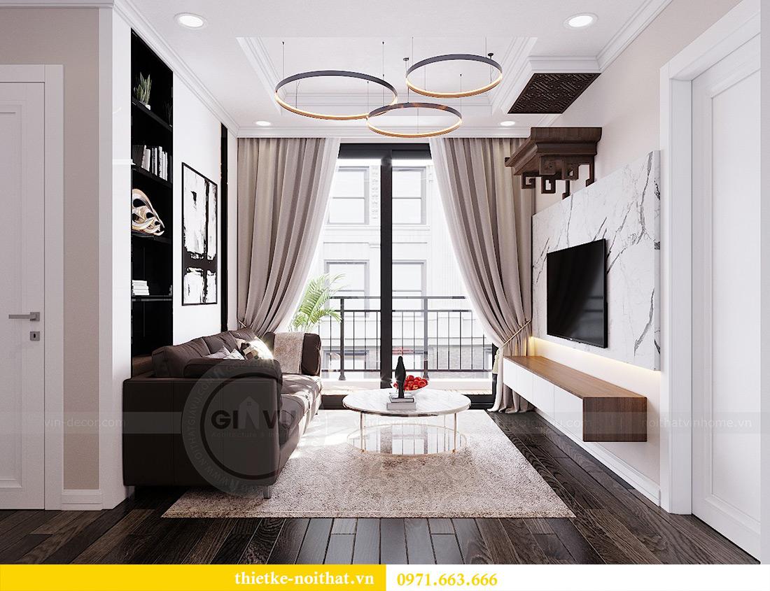Bước đột phá mới trong thiết kế nội thất căn hộ chung cư hiện nay 4