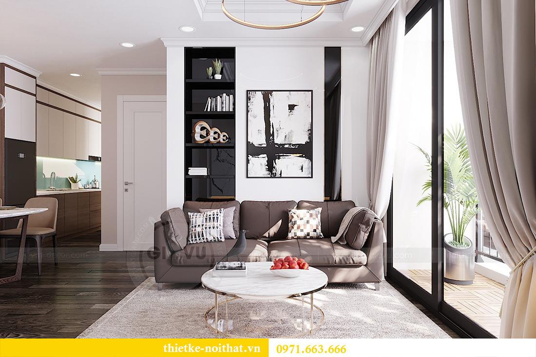Bước đột phá mới trong thiết kế nội thất căn hộ chung cư hiện nay 6