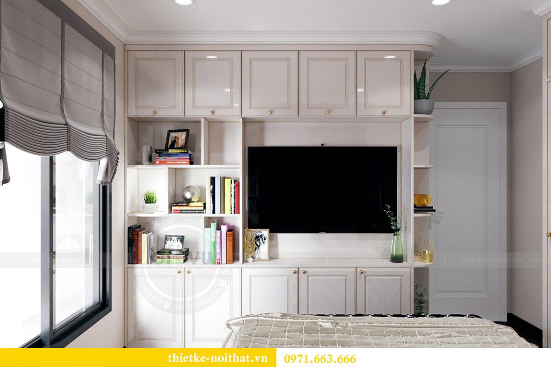 Thiết kế căn hộ chung cư Ancora Lương Yên căn 10 tòa T2 - Anh Chiến 12
