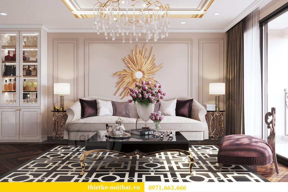 Thiết kế căn hộ chung cư Ancora Lương Yên căn 10 tòa T2 - Anh Chiến 2