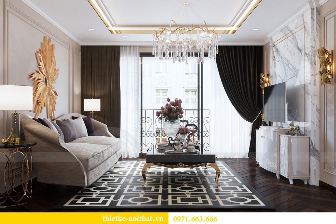 Thiết kế căn hộ chung cư Ancora Lương Yên căn 10 tòa T2 - Anh Chiến 4