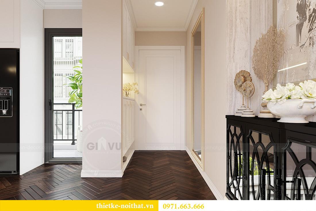 Thiết kế nội thất căn hộ chung cư dcapitale tòa C3 căn 06 - Chị Mai 1