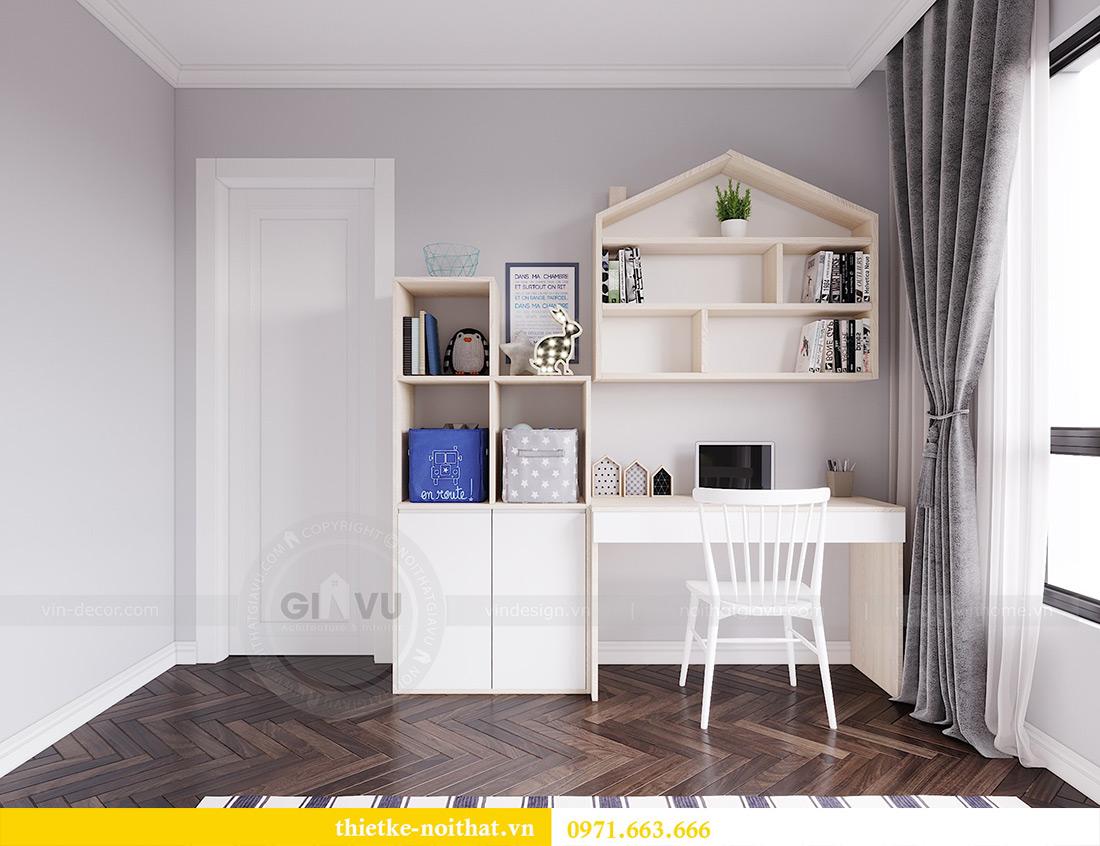 Thiết kế nội thất căn hộ chung cư dcapitale tòa C3 căn 06 - Chị Mai 12