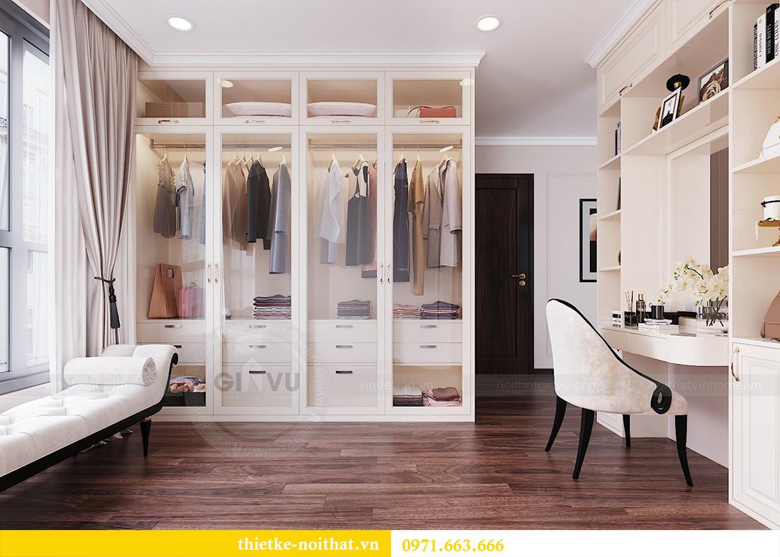 Thiết kế nội thất căn hộ Vinhomes Dcapitale căn 11 tòa C1 - Anh Khánh 10