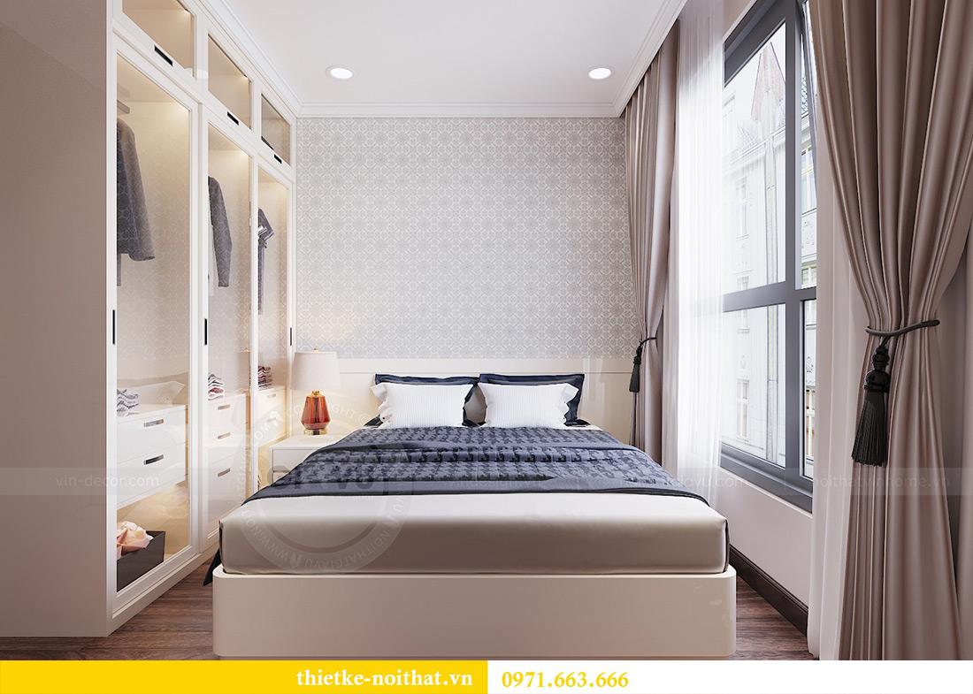 Thiết kế nội thất căn hộ Vinhomes Dcapitale căn 11 tòa C1 - Anh Khánh 11