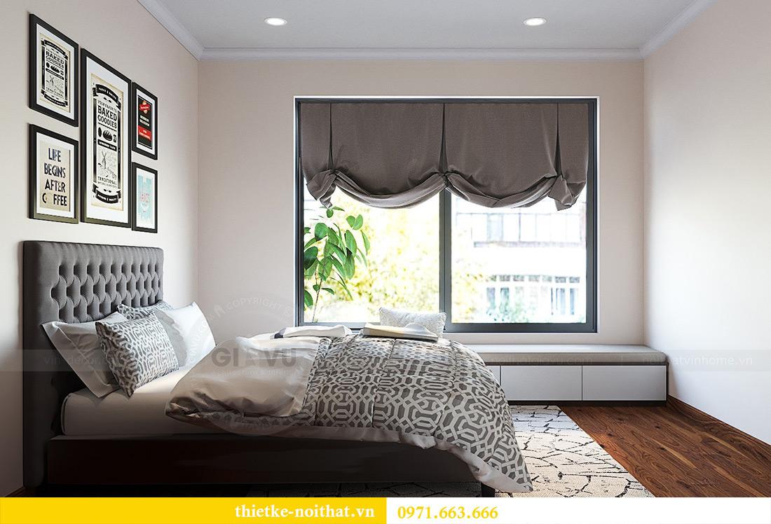 Thiết kế nội thất căn hộ Vinhomes Green Bay tinh tế sang trọng 13