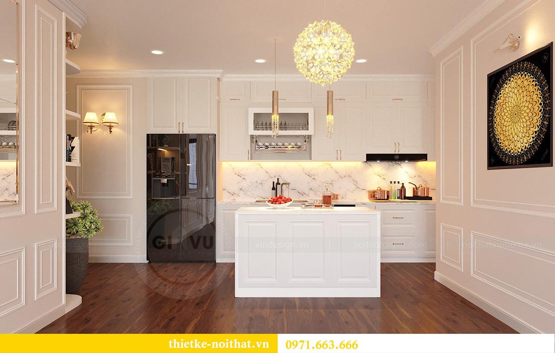 Thiết kế nội thất căn hộ Vinhomes Green Bay tinh tế sang trọng 3