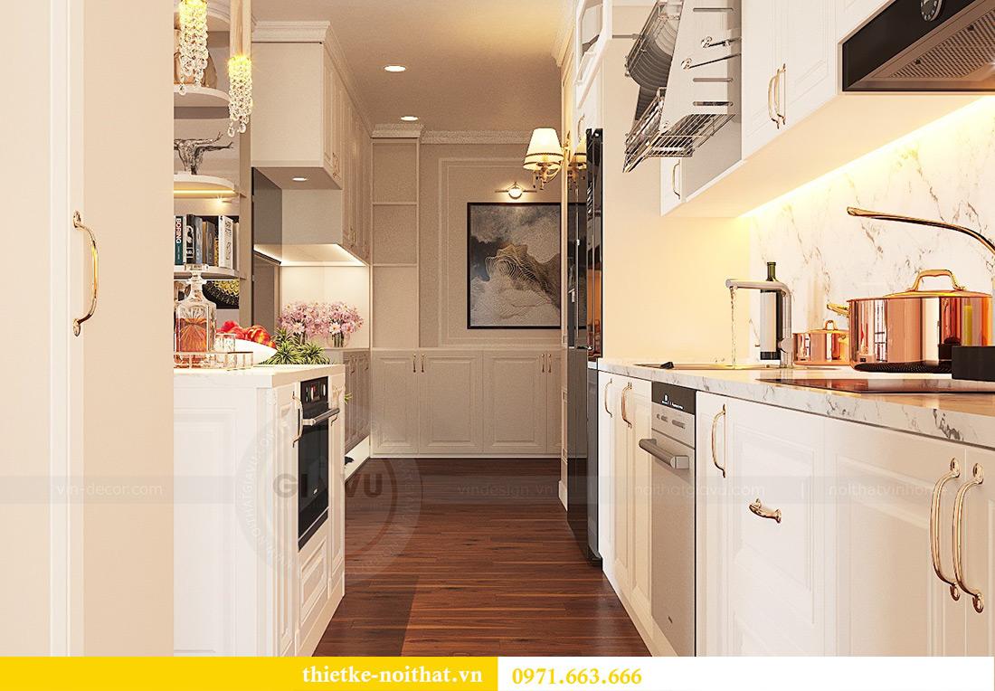 Thiết kế nội thất căn hộ Vinhomes Green Bay tinh tế sang trọng 4