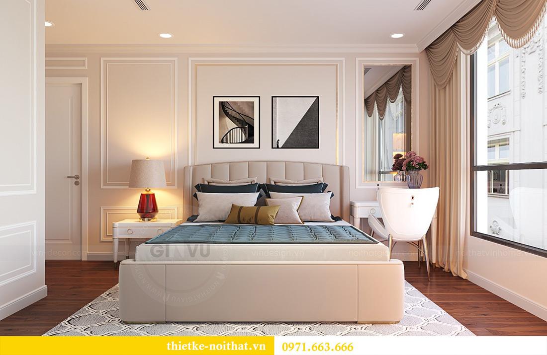Thiết kế nội thất căn hộ Vinhomes Green Bay tinh tế sang trọng 9