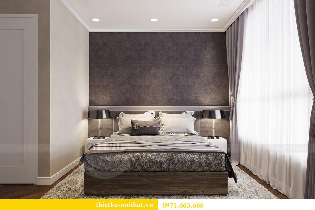 Thiết kế nội thất căn hộ Vinhomes Metropolis tòa M3 căn 07 - Anh Lĩnh 6