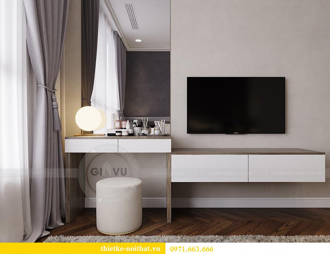 Thiết kế nội thất căn hộ Vinhomes Metropolis tòa M3 căn 07 - Anh Lĩnh 7