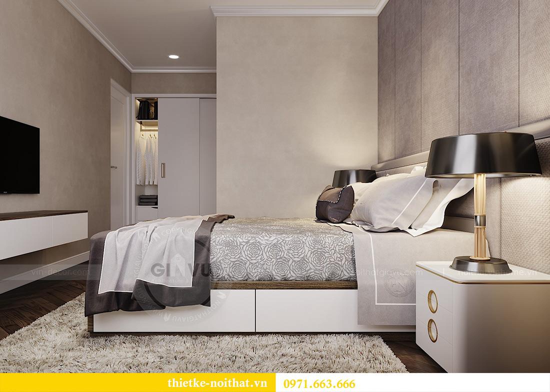 Thiết kế nội thất căn hộ Vinhomes Metropolis tòa M3 căn 07 - Anh Lĩnh 8