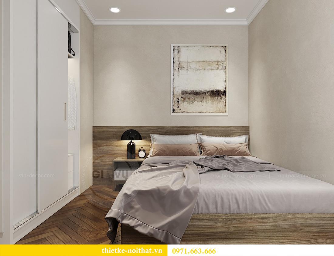 Thiết kế nội thất căn hộ Vinhomes Metropolis tòa M3 căn 07 - Anh Lĩnh 9