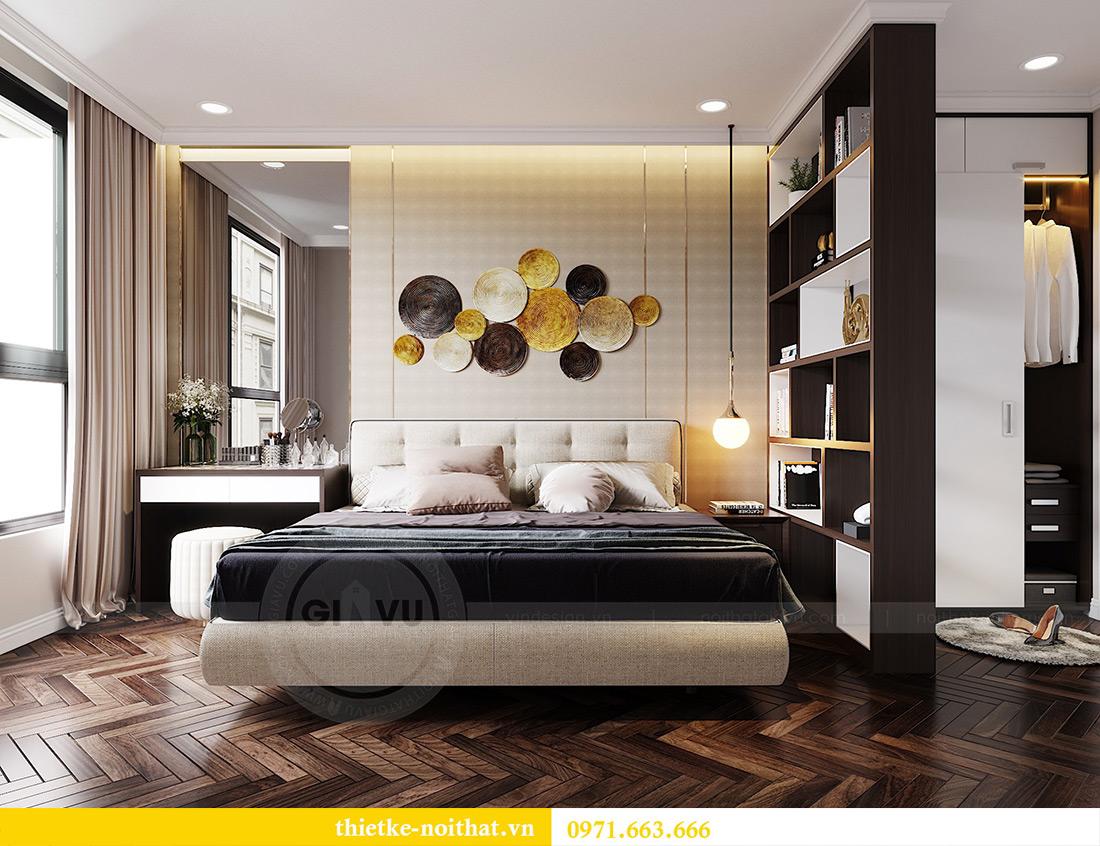 Thiết kế nội thất chung cư Vinhomes Dcapitale căn 01 tòa C6 - chị Liên 5