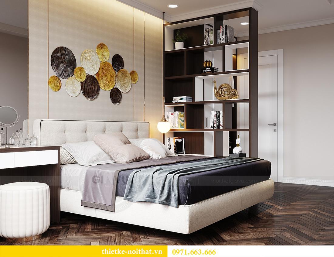 Thiết kế nội thất chung cư Vinhomes Dcapitale căn 01 tòa C6 - chị Liên 8