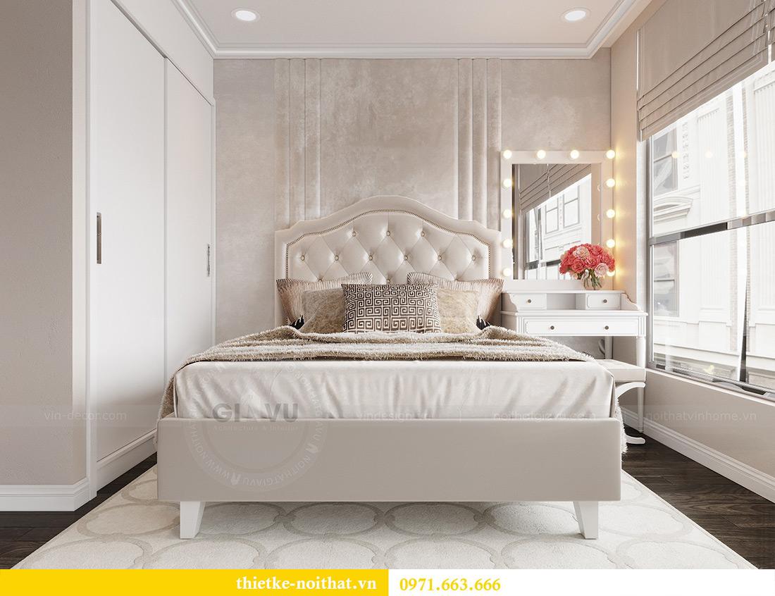 Thiết kế nội thất Vinhomes Green Bay căn 3 ngủ theo nhà chị Hằng 7