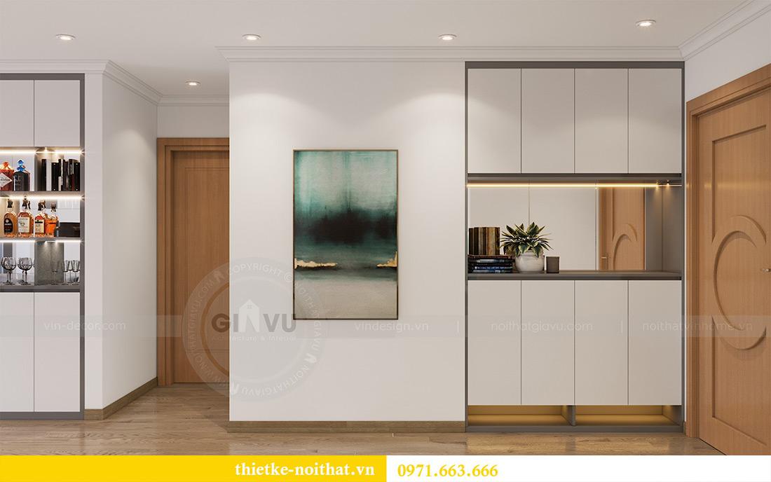 Mẫu thiết kế nội thất chung cư Sky Lake Phạm Hùng - Lh 0971663666 1