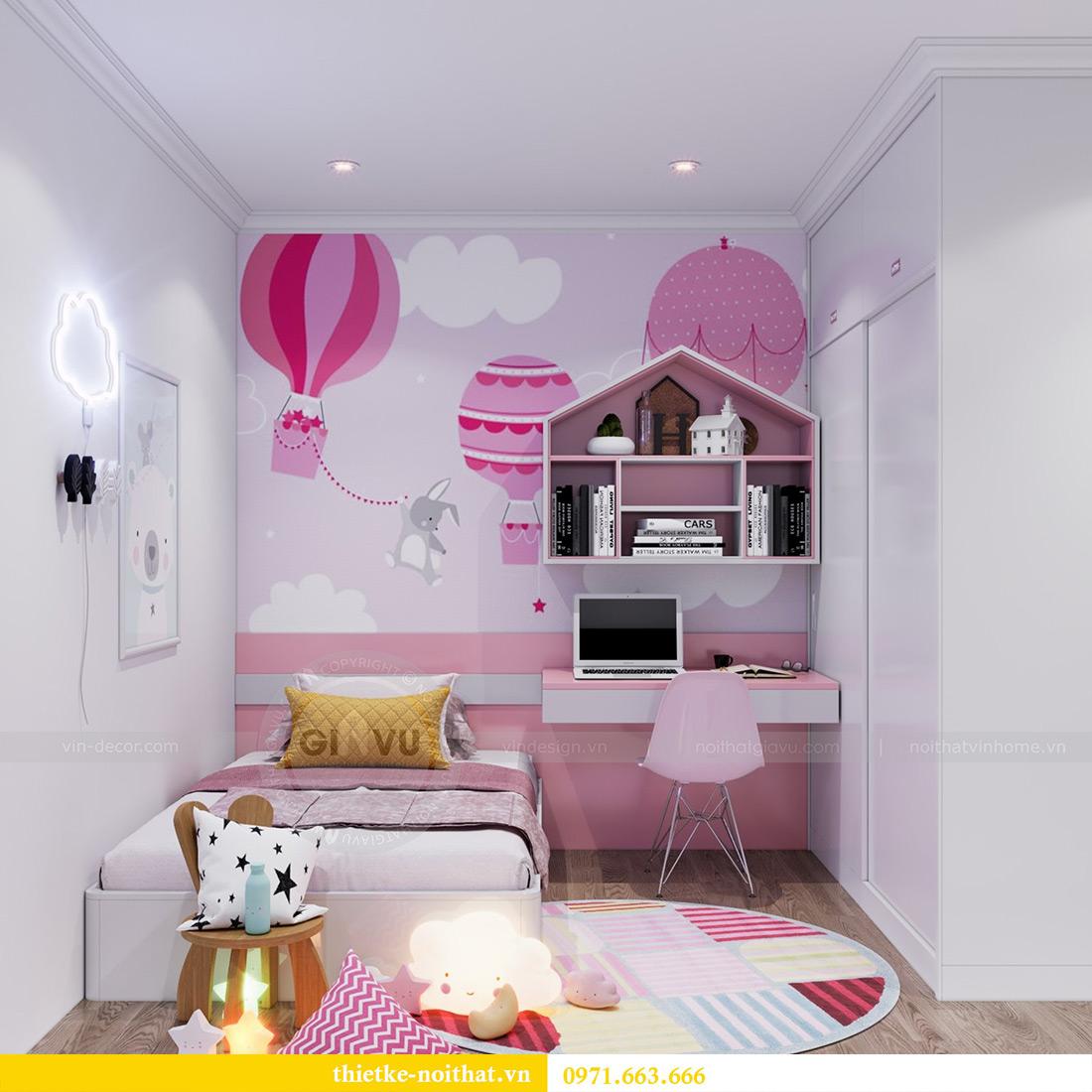Mẫu thiết kế nội thất chung cư Sky Lake Phạm Hùng - Lh 0971663666 10