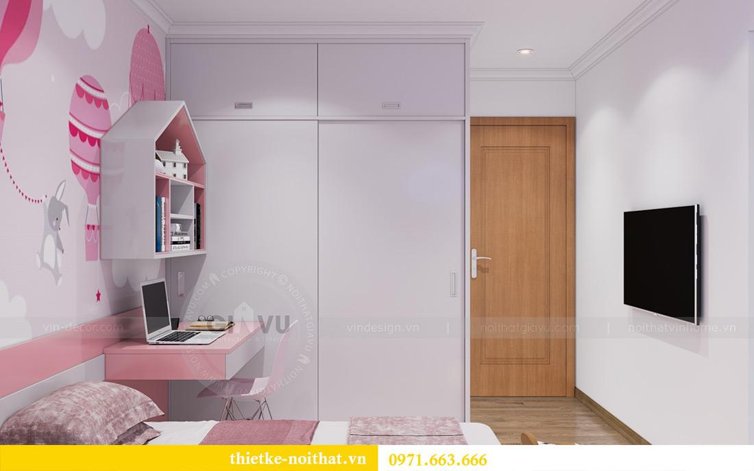 Mẫu thiết kế nội thất chung cư Sky Lake Phạm Hùng - Lh 0971663666 11