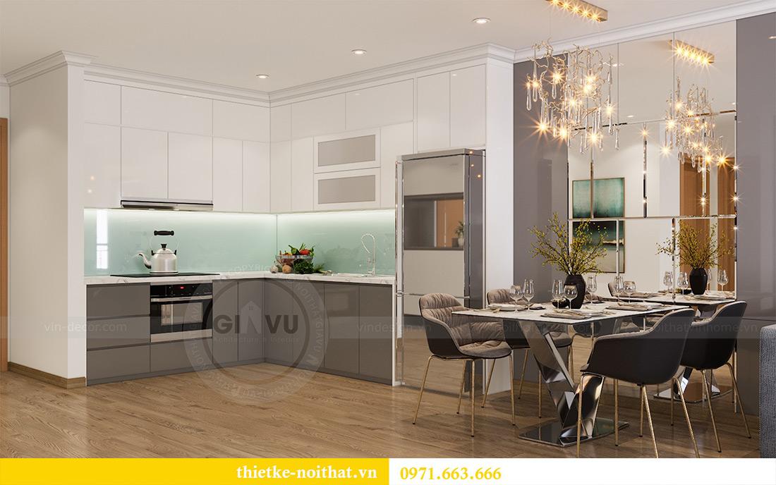 Mẫu thiết kế nội thất chung cư Sky Lake Phạm Hùng - Lh 0971663666 2