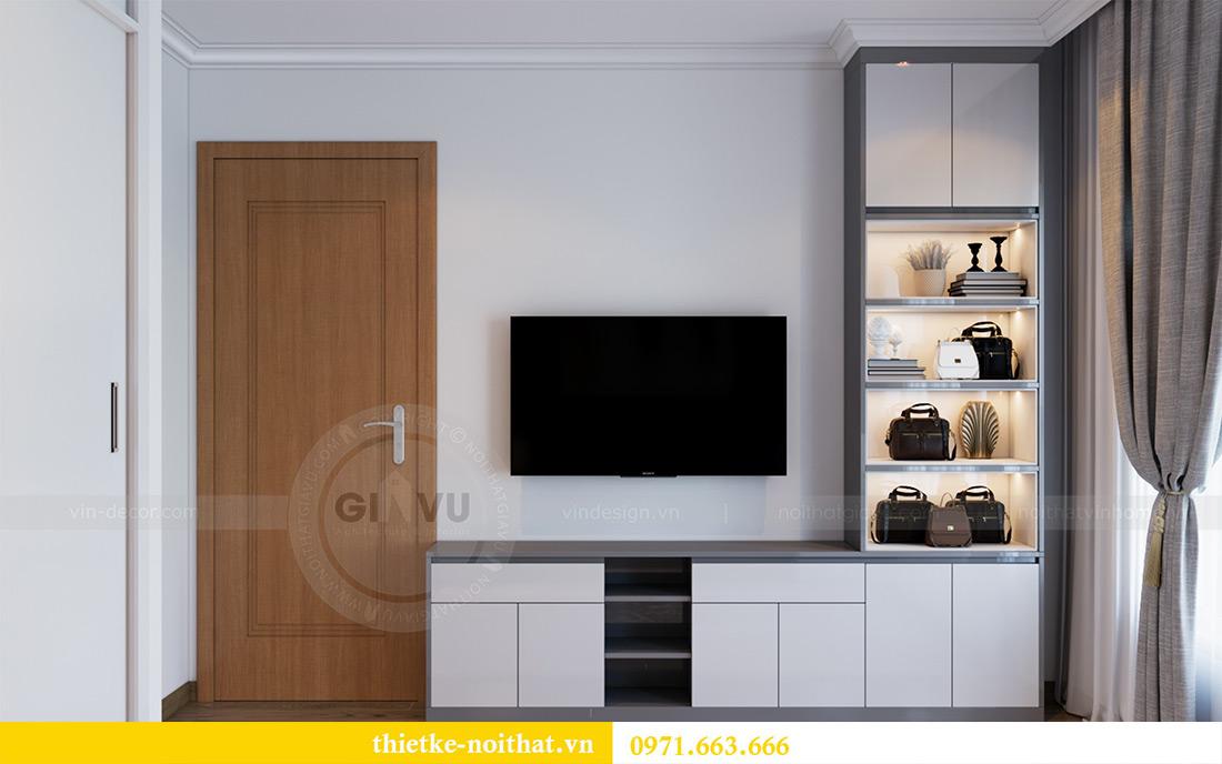 Mẫu thiết kế nội thất chung cư Sky Lake Phạm Hùng - Lh 0971663666 8