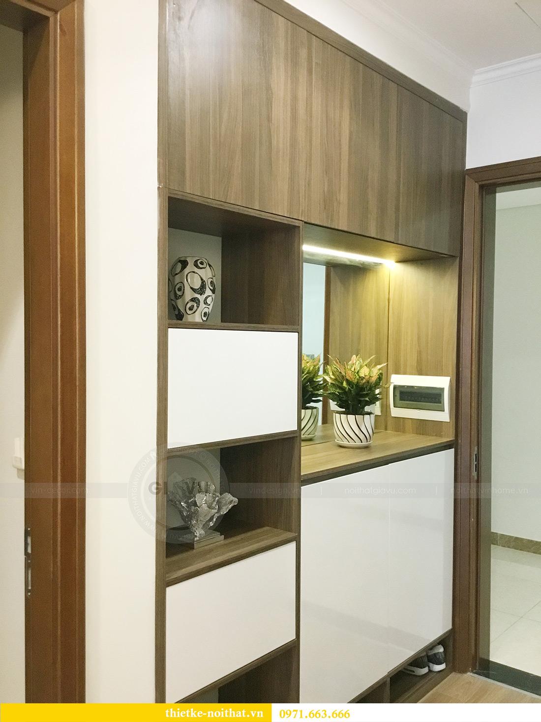 Thi công hoàn thiện nội thất chung cư Park Hill căn 21 Park 12 Anh Sơn 1