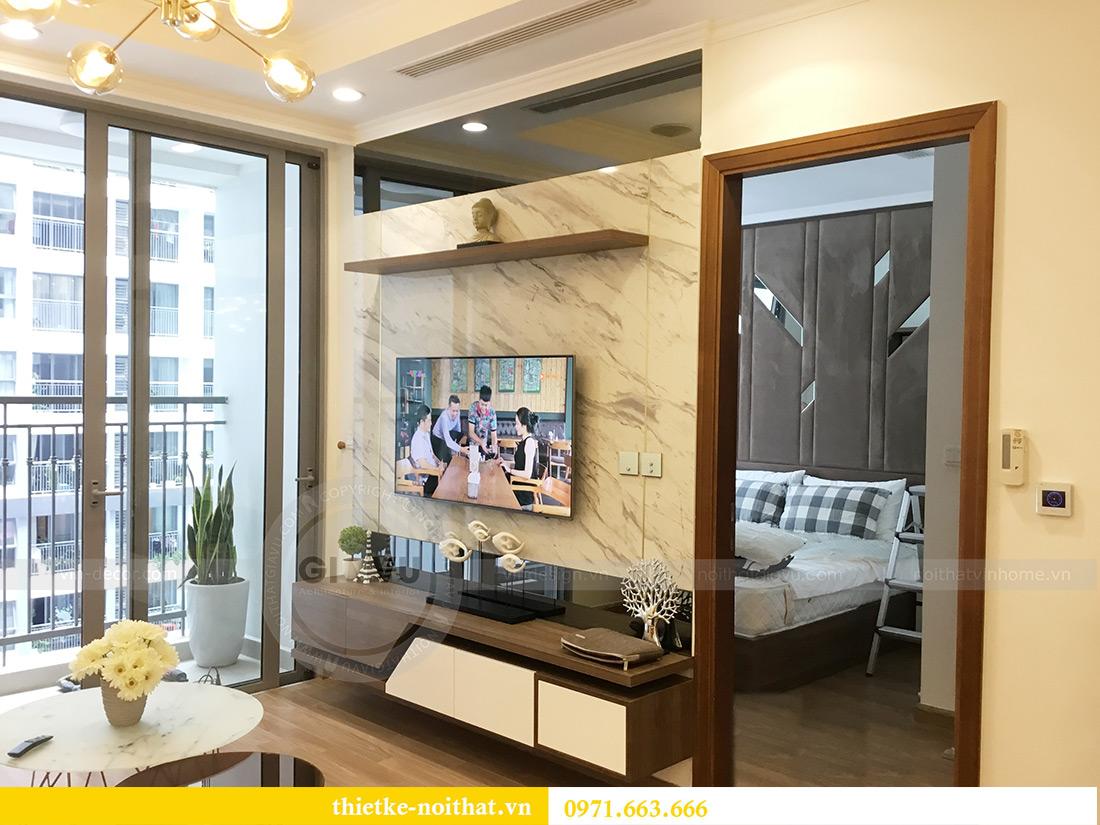 Thi công hoàn thiện nội thất chung cư Park Hill căn 21 Park 12 Anh Sơn 10