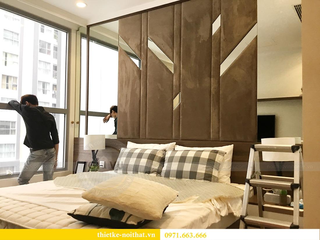 Thi công hoàn thiện nội thất chung cư Park Hill căn 21 Park 12 Anh Sơn 11