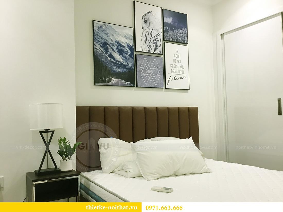 Thi công hoàn thiện nội thất chung cư Park Hill căn 21 Park 12 Anh Sơn 13