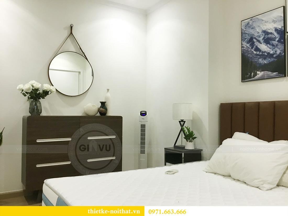 Thi công hoàn thiện nội thất chung cư Park Hill căn 21 Park 12 Anh Sơn 14