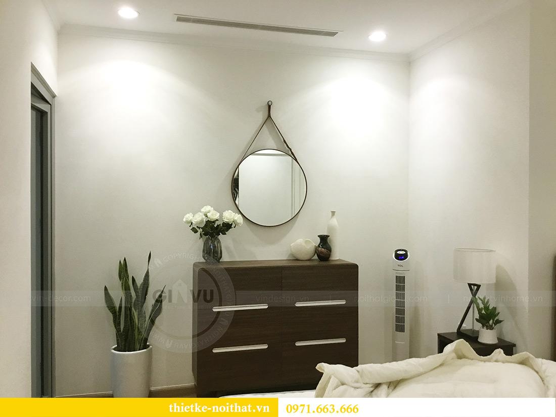 Thi công hoàn thiện nội thất chung cư Park Hill căn 21 Park 12 Anh Sơn 15