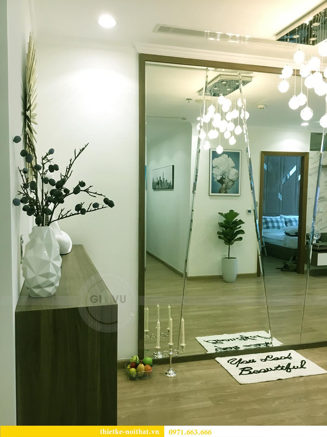 Thi công hoàn thiện nội thất chung cư Park Hill căn 21 Park 12 Anh Sơn 2