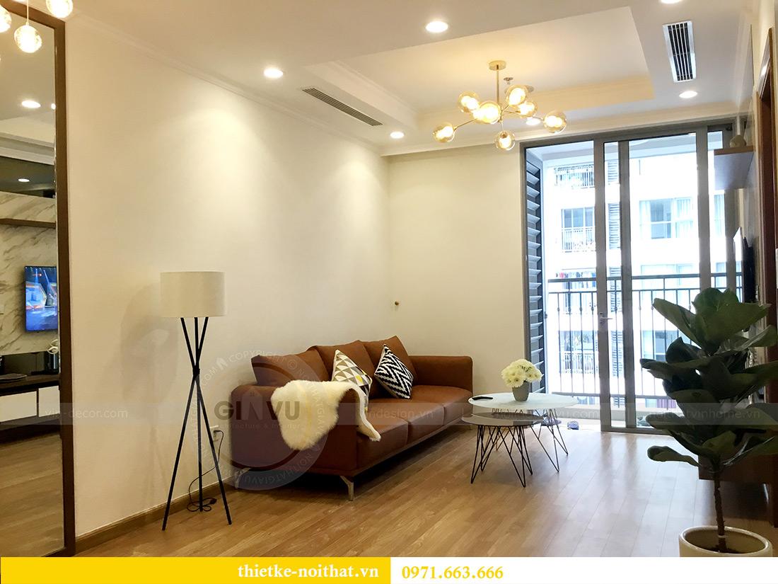 Thi công hoàn thiện nội thất chung cư Park Hill căn 21 Park 12 Anh Sơn 4