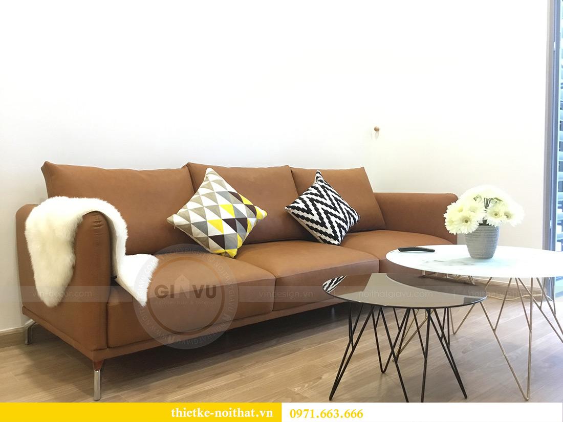 Thi công hoàn thiện nội thất chung cư Park Hill căn 21 Park 12 Anh Sơn 5