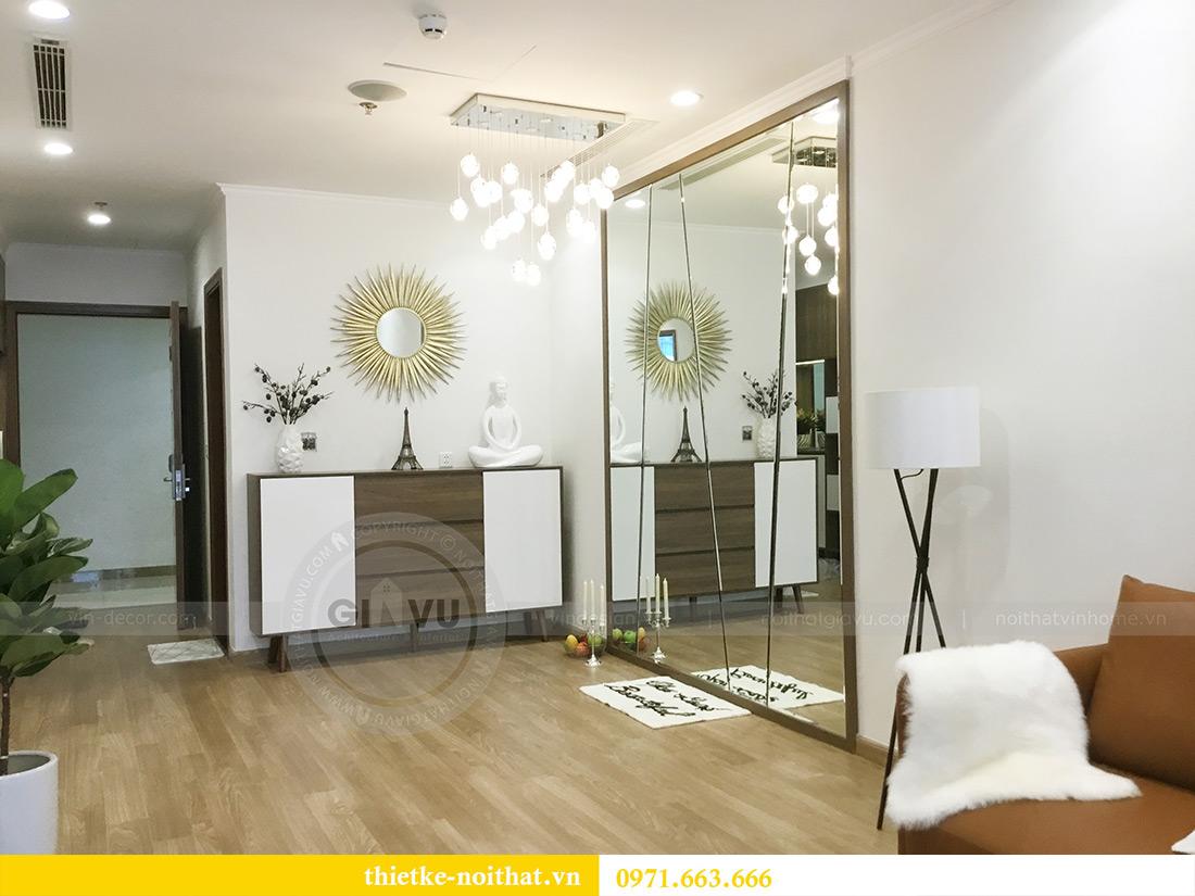 Thi công hoàn thiện nội thất chung cư Park Hill căn 21 Park 12 Anh Sơn 7