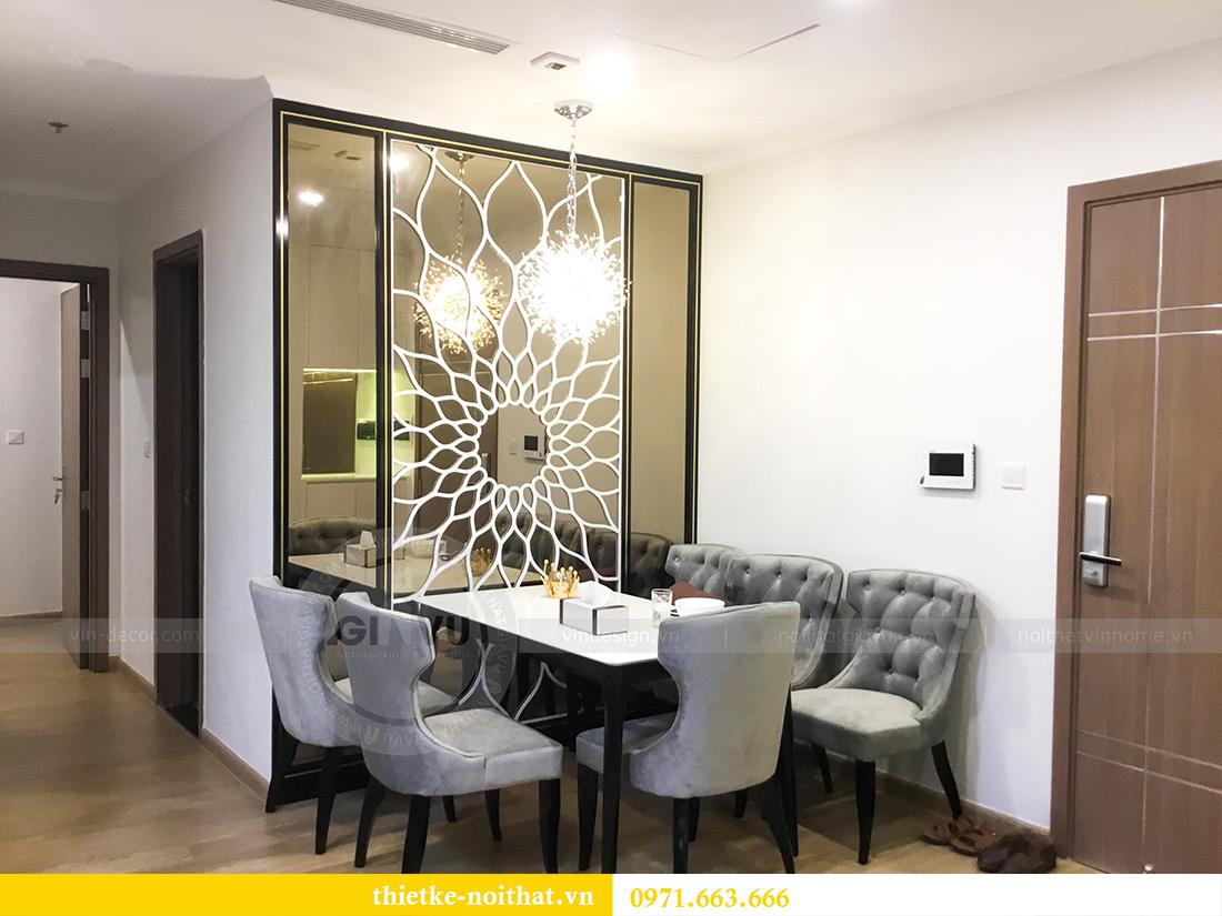Thi công nội thất căn hộ chung cư Gardenia tòa A2-08 chị Thu Anh 1