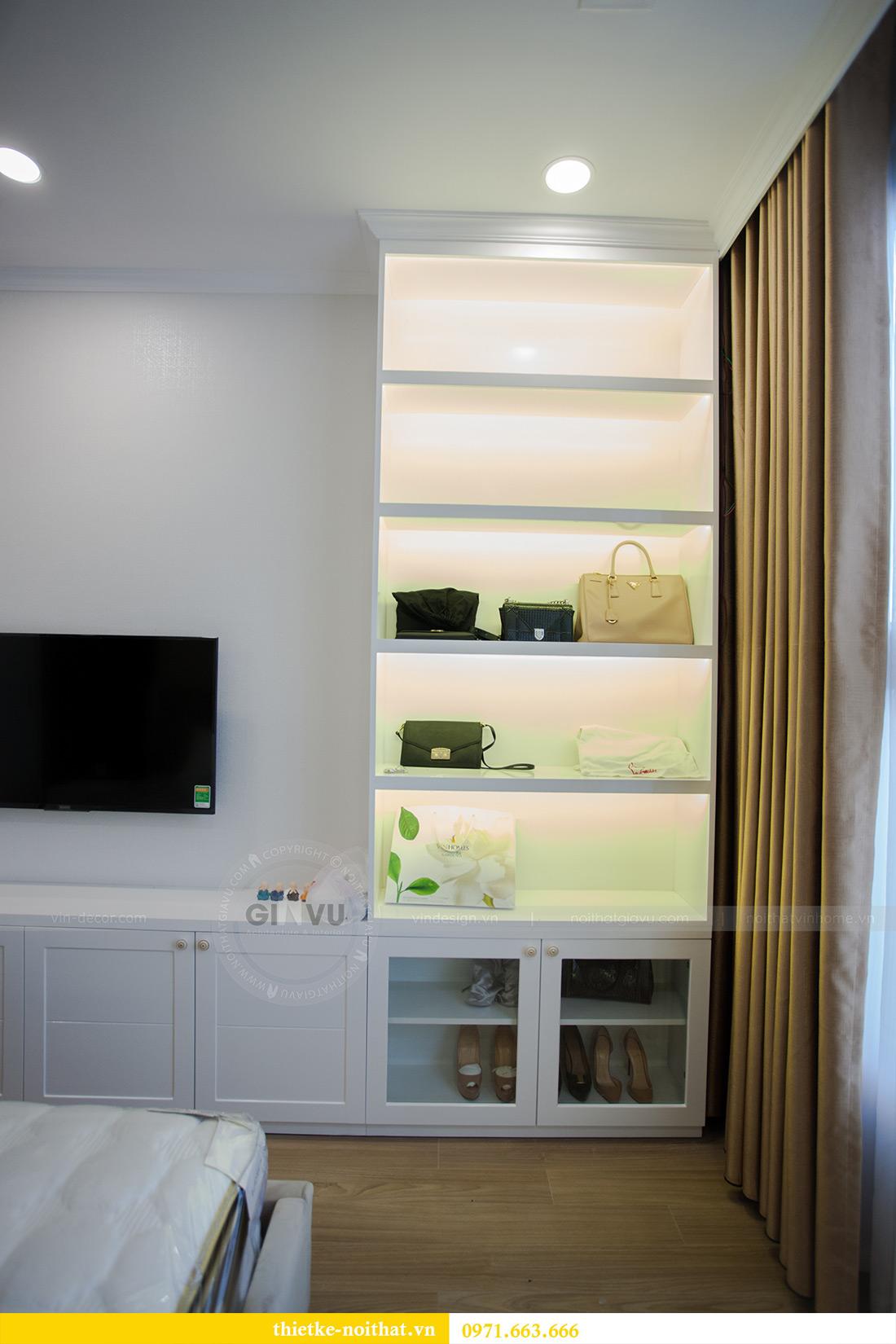 Thi công nội thất căn hộ chung cư Gardenia tòa A2-08 chị Thu Anh 10