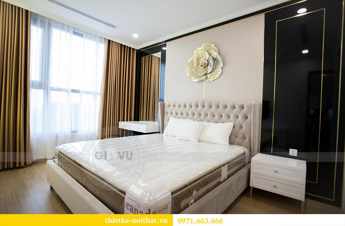 Thi công nội thất căn hộ chung cư Gardenia tòa A2-08 chị Thu Anh 8