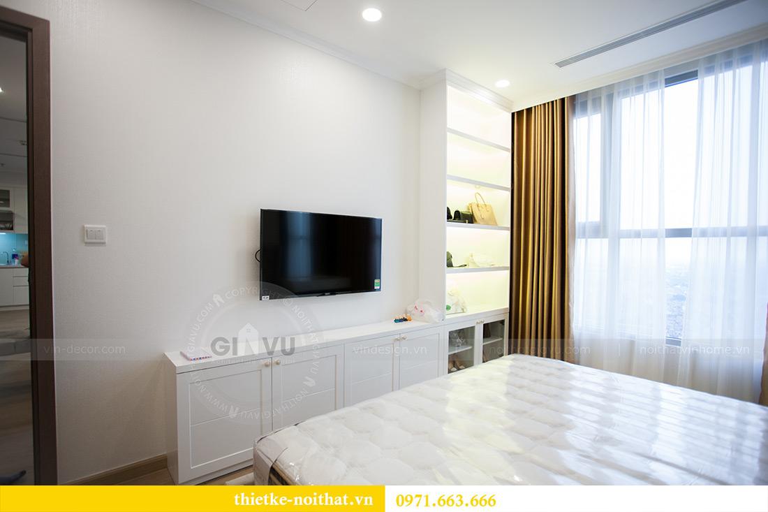 Thi công nội thất căn hộ chung cư Gardenia tòa A2-08 chị Thu Anh 9