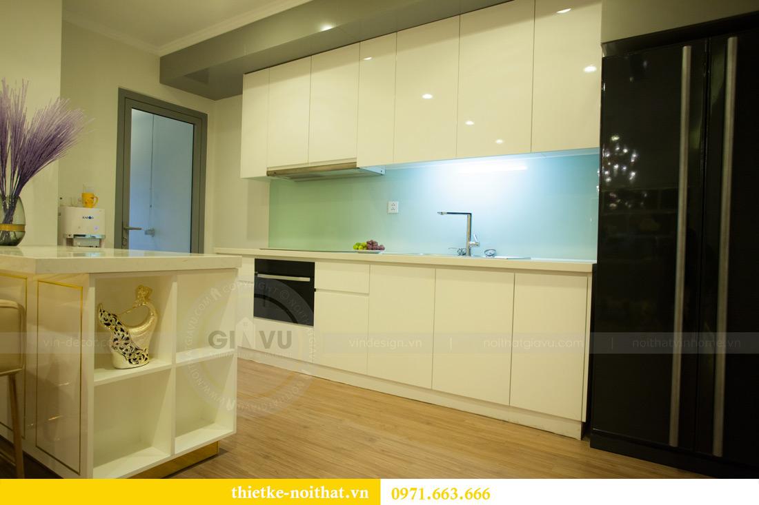 Thi công nội thất căn hộ chung cư Park Hill 8 - 0912 nhà anh Toàn 2