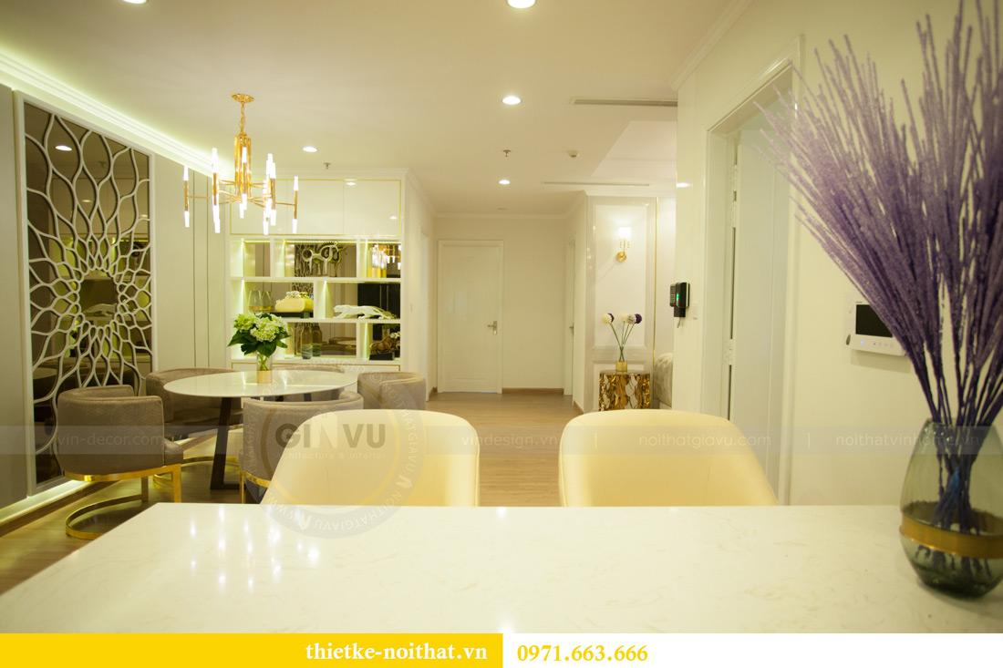Thi công nội thất căn hộ chung cư Park Hill 8 - 0912 nhà anh Toàn 5