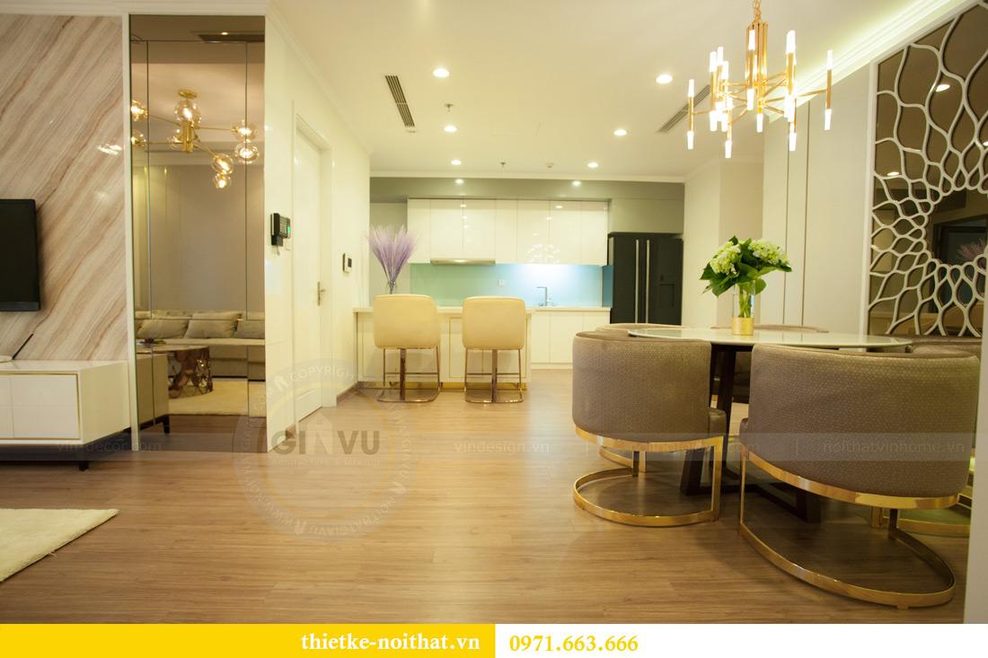 Thi công nội thất căn hộ chung cư Park Hill 8 - 0912 nhà anh Toàn 7
