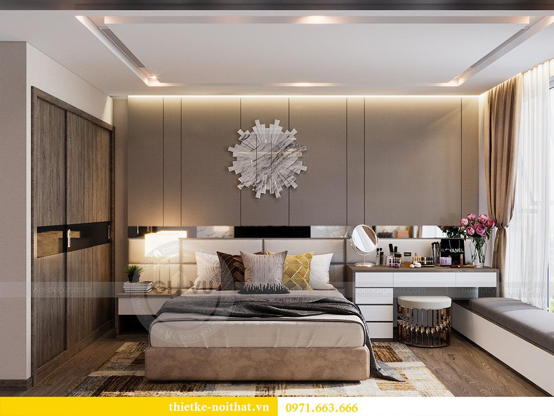Thiết kế căn hộ 01 tòa M1 chung cư Metropolis nhà chị Trang 6
