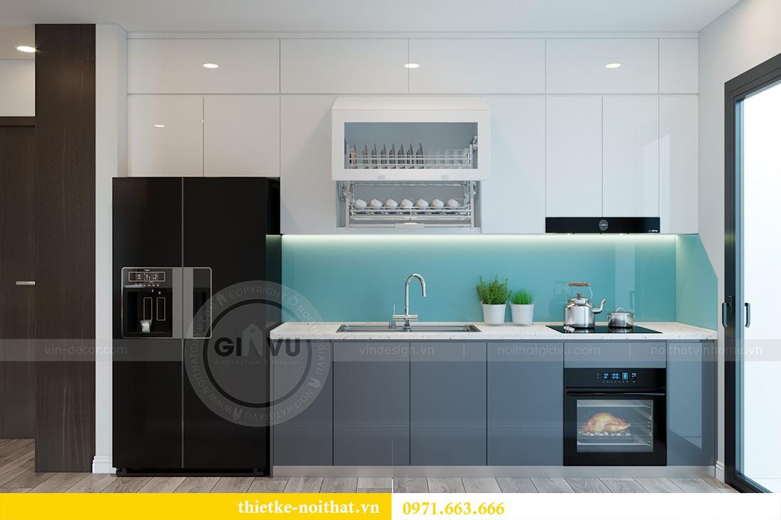 Thiết kế chung cư Vinhomes Metropolis tòa M3 căn 03 - chị Lan Anh 6
