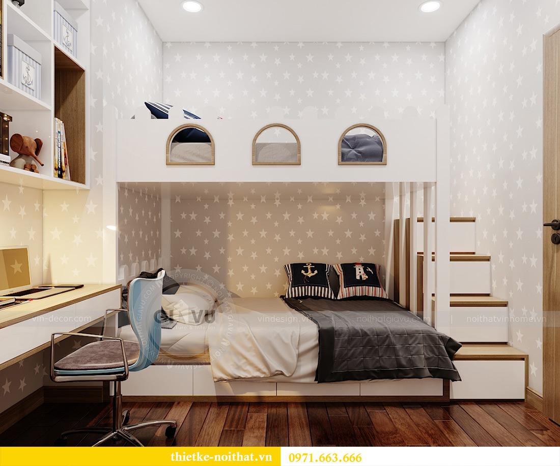 Thiết kế nội thất chung cư 789 Ngoại Giao Đoàn nhà anh Dương 10