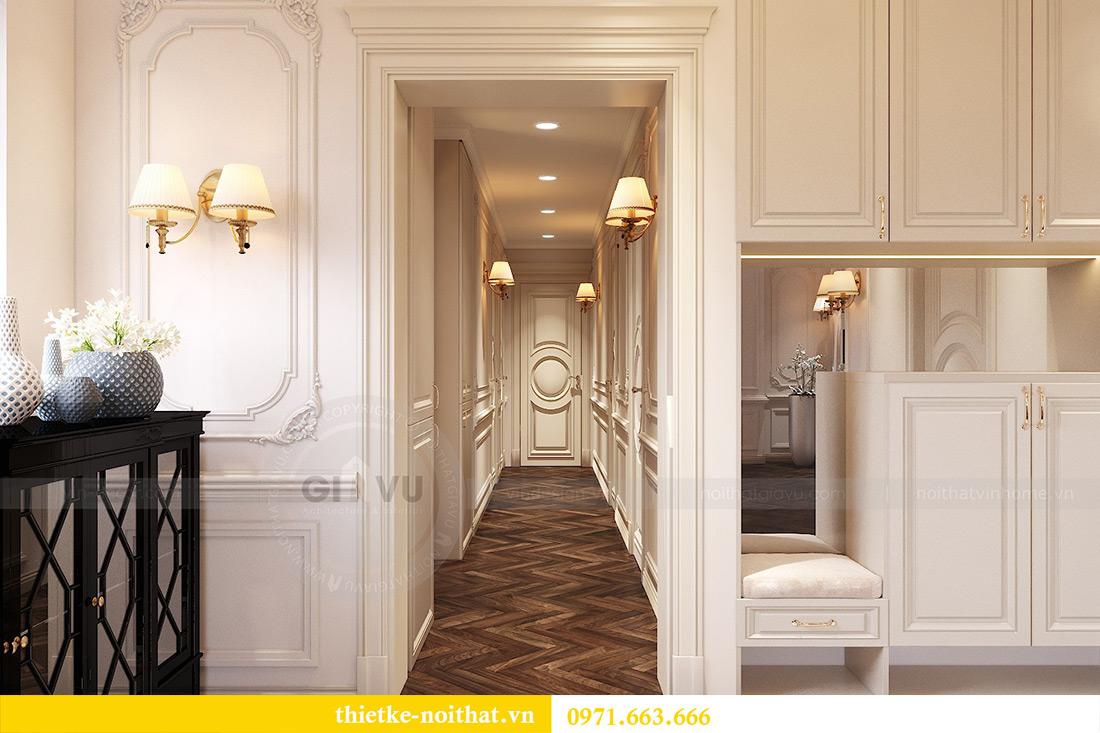 Thiết kế nội thất chung cư Green Bay tòa G1 căn 06 - 08A chị Lan 7