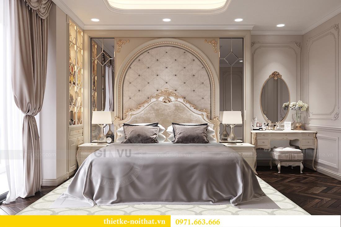 Thiết kế nội thất chung cư Green Bay tòa G1 căn 06 - 08A chị Lan 8