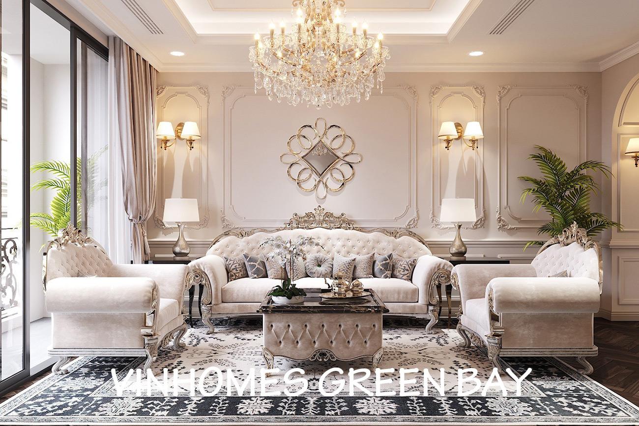 Thiết Kế Nội Thất Chung Cư Green Bay Tòa G1 Căn 06 – 08A Chị Lan